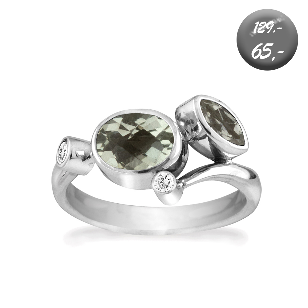 Ring - Green Feature